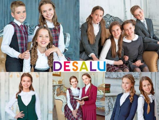 DeSalu -школьная форма