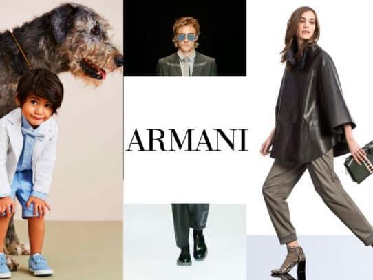 Бренд Emporio Armani