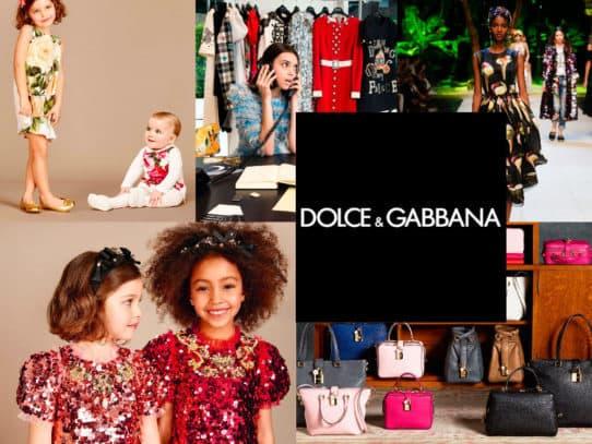 Бренд Dolce & Gabbana (Дольче Габбана)