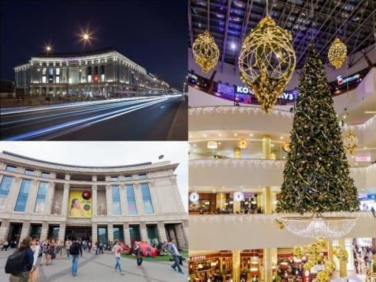 Торговый комплекс Галерея - Санкт-Петербург, Лиговский проспект, 30а