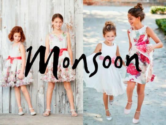 Бренд Monsoon Kids
