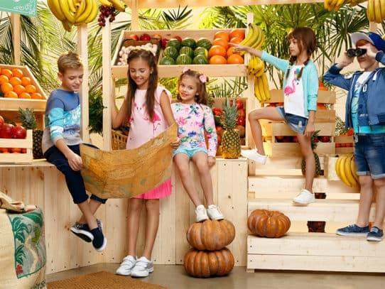 Внимание, детский бренд одежды Acoola объявляет начало Акции - 50% НА ВСЕ из коллекции Весна/Лето 2017!