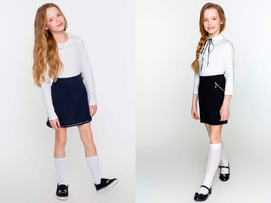 shkola-yubki Готовимся к школе! Модные тренды в школьной одежде 2017/2018