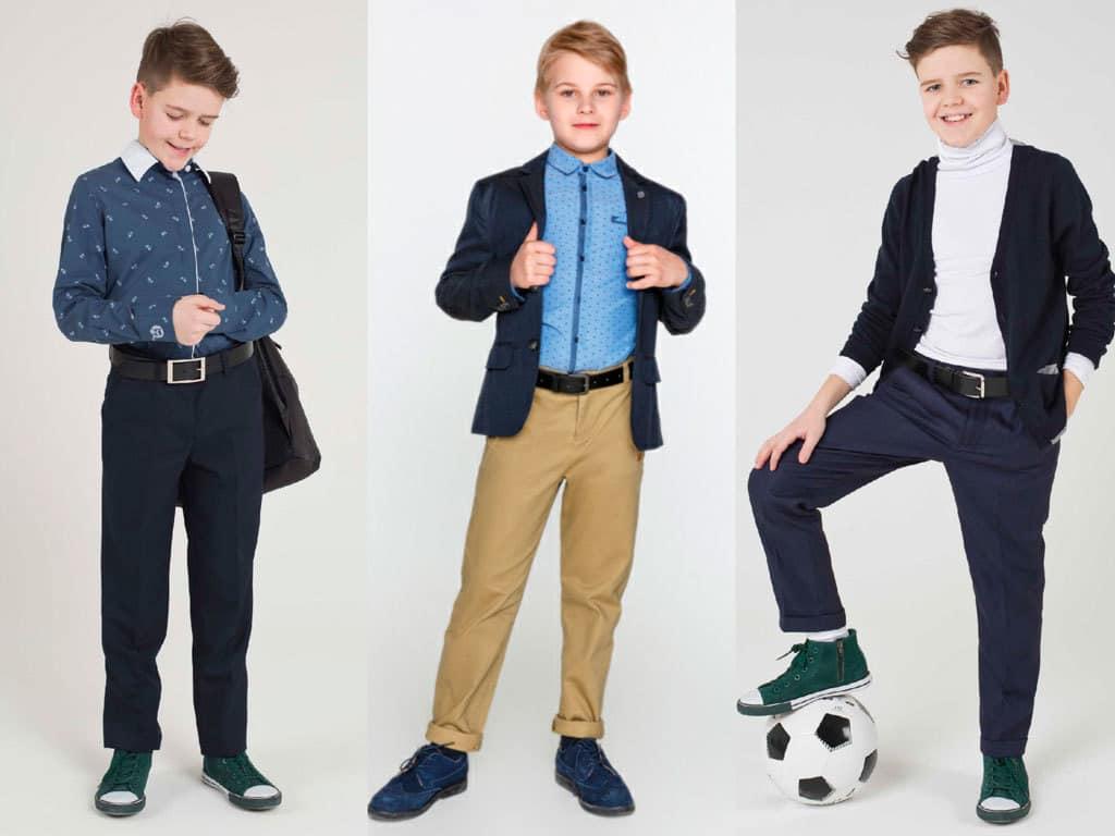 shkolnaya-odezhda-malchiki Готовимся к школе! Модные тренды в школьной одежде 2017/2018