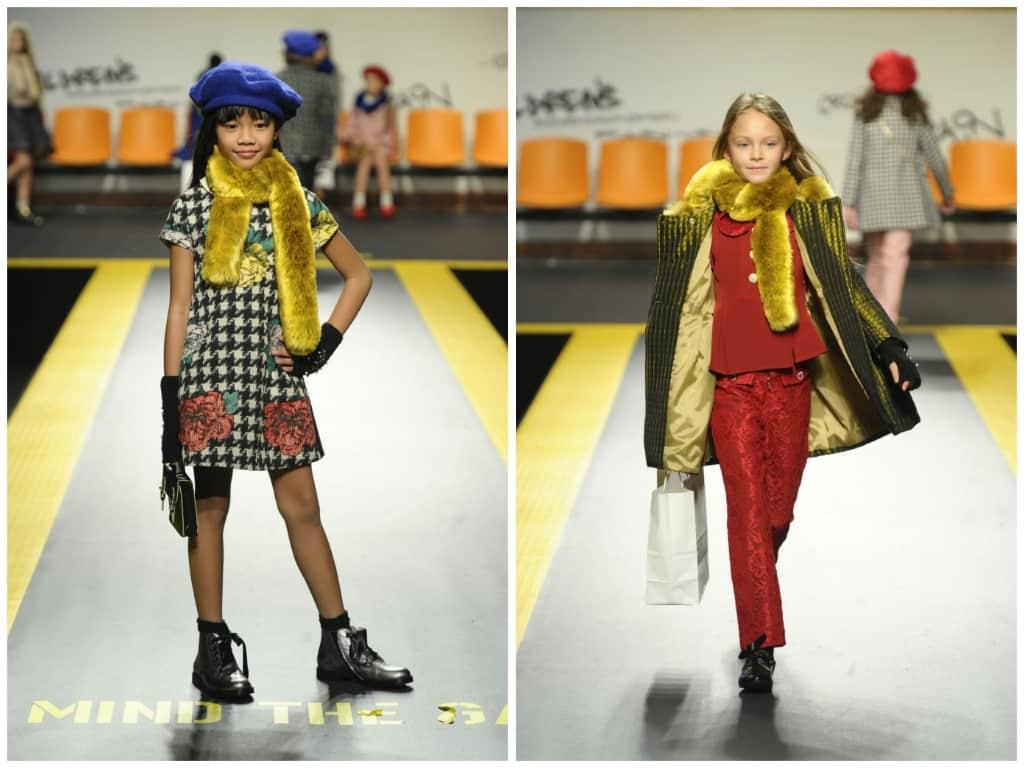 barcarolla Детская мода осень – зима 2017-2018: модные тенденции, фото, тренды