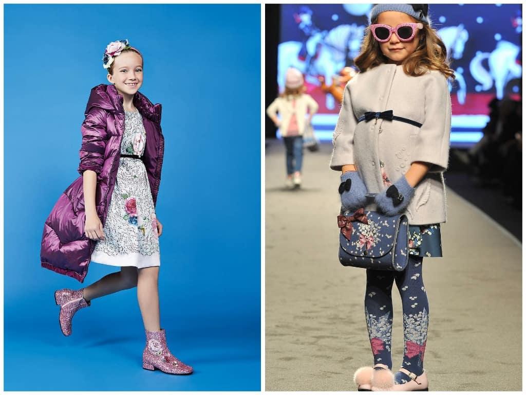 kurtki-palto-monnalisa Детская мода осень – зима 2017-2018: модные тенденции, фото, тренды