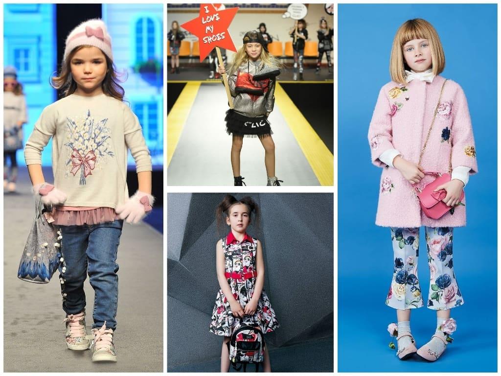 Детская мода осень – зима 2017-2018: модные тенденции, фото, тренды