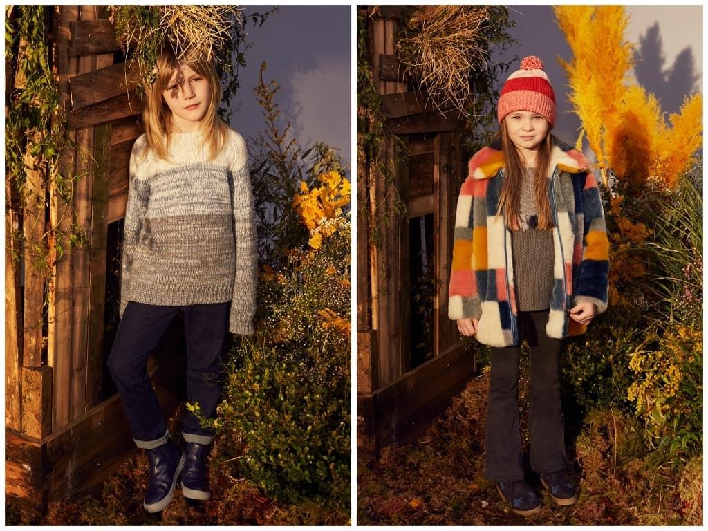 obemnye-svitera-stellamaccartney Детская мода осень – зима 2017-2018: модные тенденции, фото, тренды