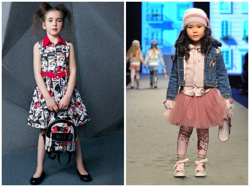 platya Детская мода осень – зима 2017-2018: модные тенденции, фото, тренды