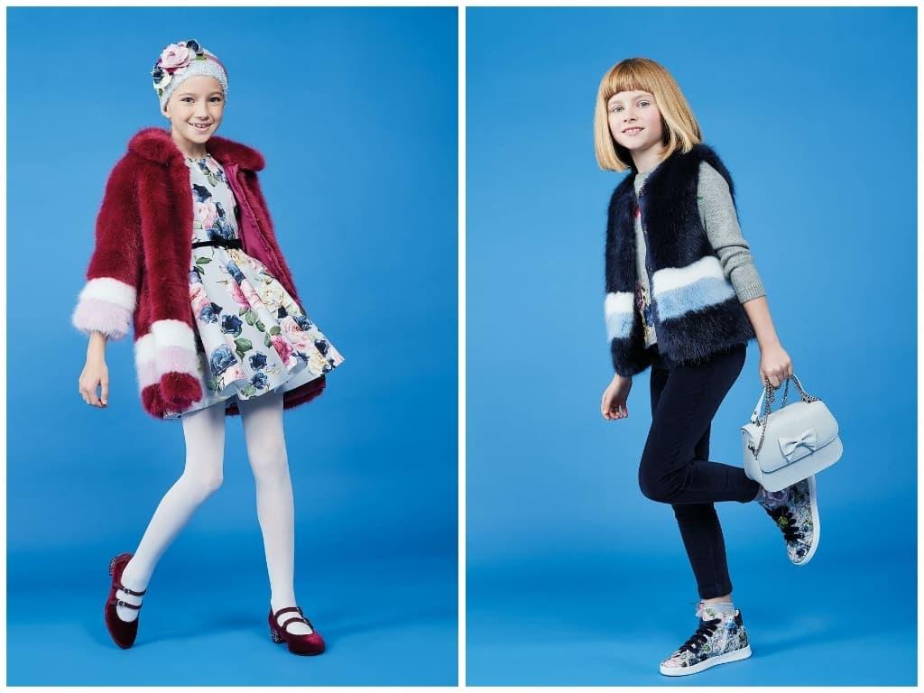 Модные комбинезоны для детей зима