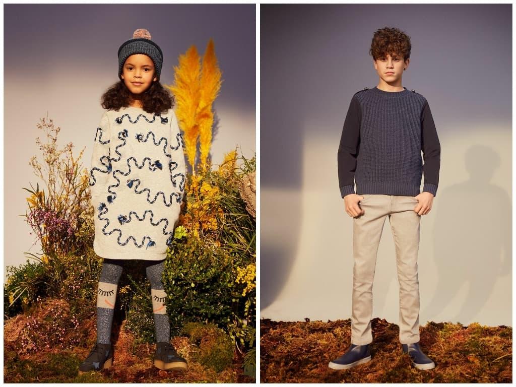 svitera-stellamaccortney Детская мода осень – зима 2017-2018: модные тенденции, фото, тренды