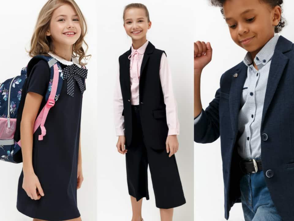 Collage_Fotor Школьная форма для мальчиков и девочек 2018: как выбрать, фото, тенденции