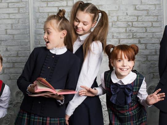 Школьная форма для мальчиков и девочек 2018 фото, тренды, тенденции